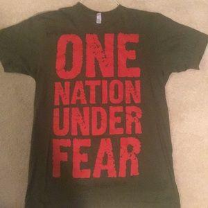 Rise Against shirt